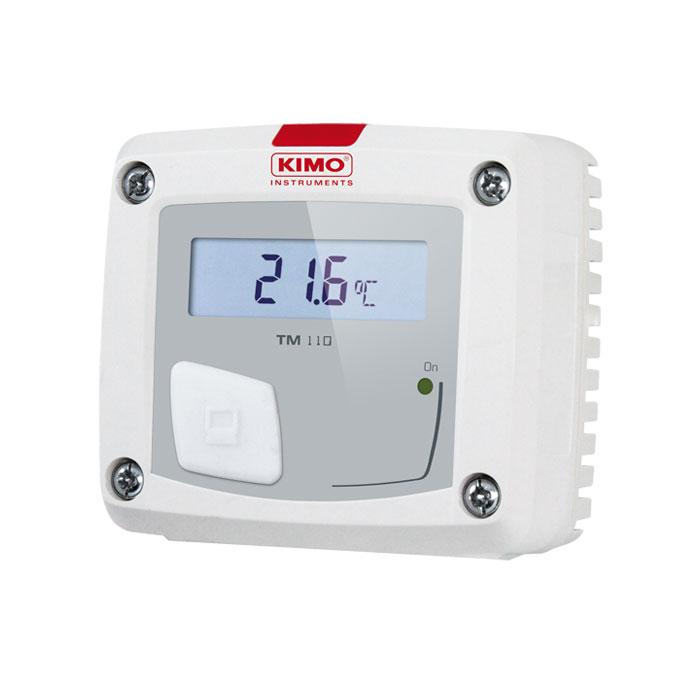 Transmissor temperatura TM110